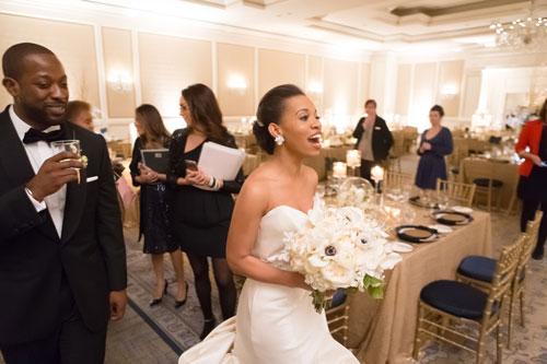 Bride at the Ritz Carlton | Events Luxe Weddings