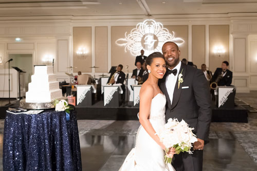Bride & Groom at The Ritz Carlton | Events Luxe Weddings