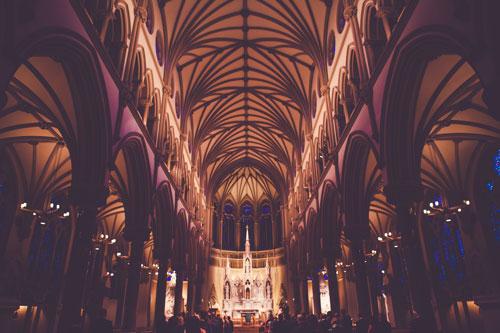 St Francis Xavier – SLU College Church | Events Luxe Weddings
