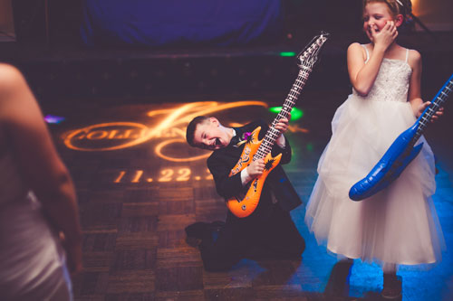 Having fun at a wedding at the Chase Park Plaza in St. Louis | Events Luxe Weddings