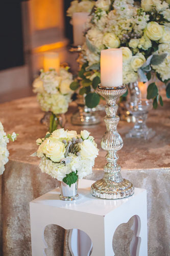 winter white wedding in st. louis | Events Luxe weddings