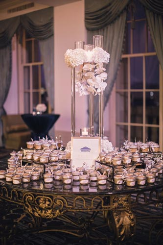 Sarah's Cake Shop Wedding Cake | St. Louis Weddings by Events Luxe