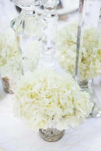 Belli Fiori flowers at St. Louis wedding by Events Luxe