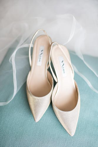 Bridal Shoe Photography | Weddings by Events Luxe