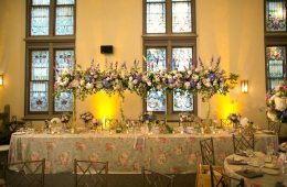 Jessie & Dylan – California Scientists Boho Chic Watercolor Wedding