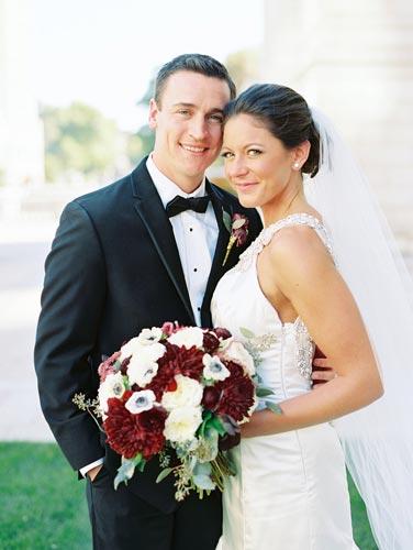 Bride & Groom | Events Luxe Weddings