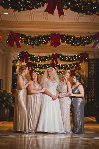 Bridal party | Events Luxe Weddings