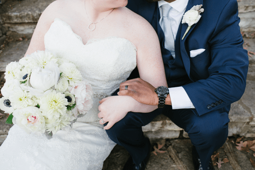 Bride & Groom closeup | Events Luxe Weddings