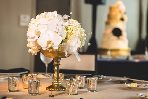 Old Hollywood Wedding | Events Luxe Wedding