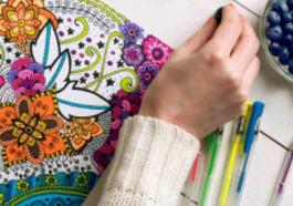 Coloring for Adults