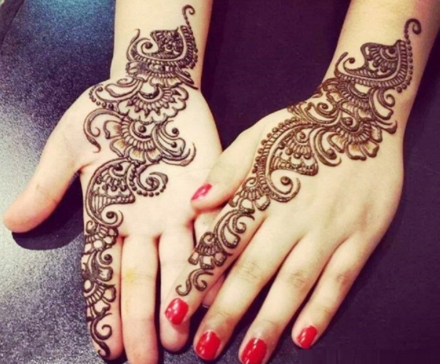Beautiful Amp Latest Mehndi Design 2017 Images Amp Pictures