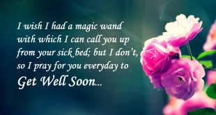 BEAUTIFUL GET WELL SOON CARD IMAGE