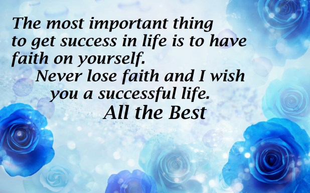 All The Best Wishes Messages Quotes Images 2017