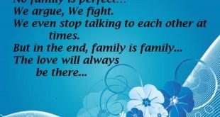 family love saying image