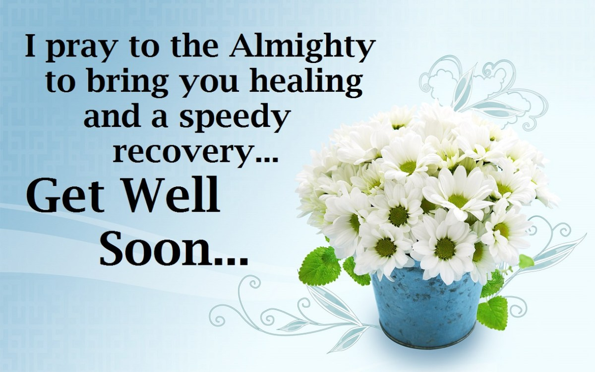 Get Well Soon Messages Wishes  Cards  Free Download