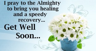 get well soon messages image