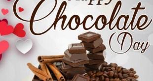 happy chocolate day 2017 image