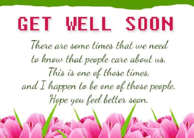 image for feel better soon