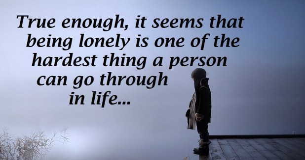 Feeling Alone Quotes Images