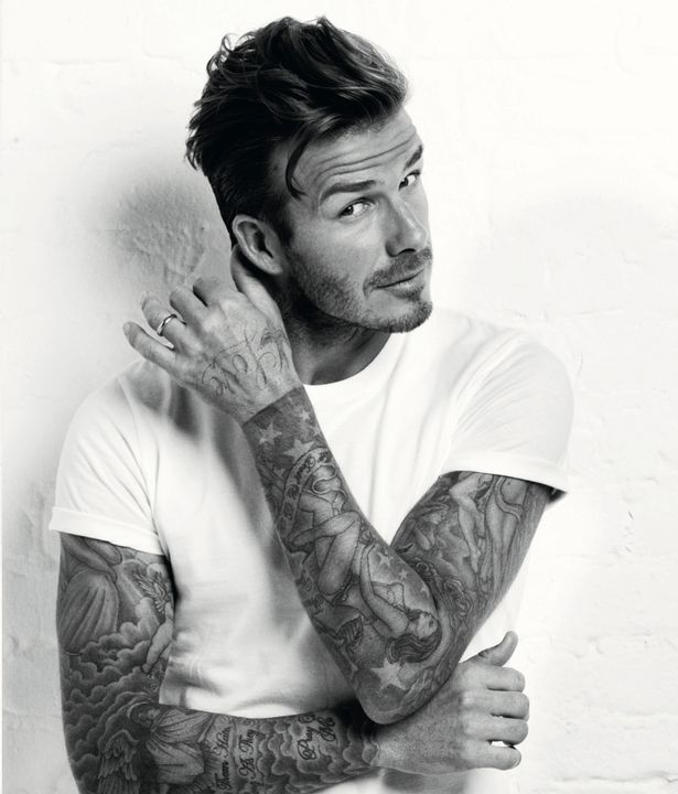Top 5 David Beckham Images Pictures Hd Wallpapers 2017