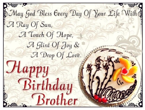 Happy Birthday Brother Pictures Images 2017 Free Download