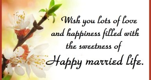 Happy Wedding Day Wishes Images 2018 Happy Marriage Greetings