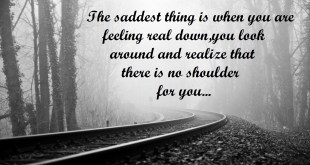 sad life quotes image