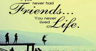 Famous Quotes About Friendship images