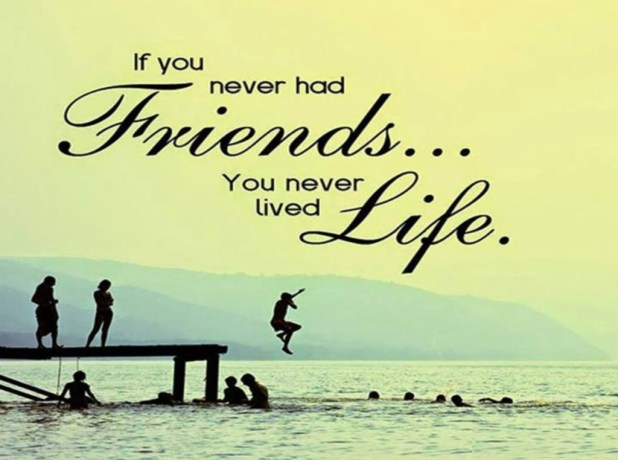 Famous Quotes About Friendship images