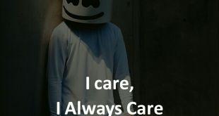 I always care image