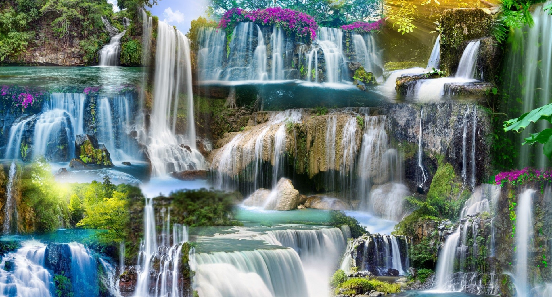 waterfall wallpapers & hd images 2018 free download