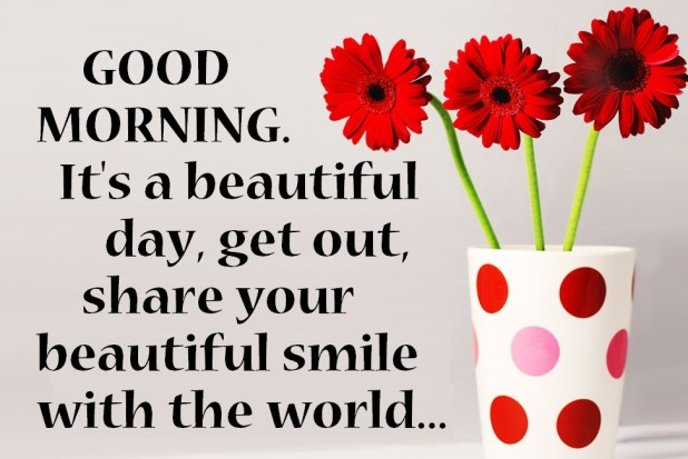 Good Morning Quotes For Facebook Status good morning status images | good morning quotes