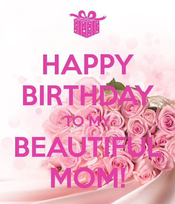 Birthday Sayings For Mom