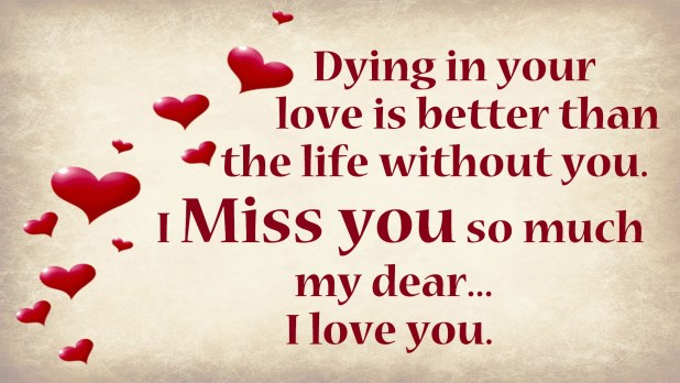 Miss You Messages Images & Pictures | Missing Someone Quotes