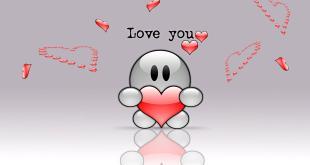 Cute Love You Cute Wallpaper
