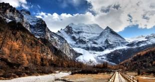 Mountains Landscapes Wallpaper HD
