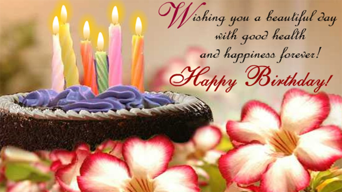 Happy Birthday Wishes 2018 Hd Images Birthday Greetings Messages