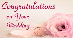 wedding congratulations hd image