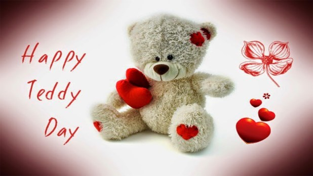 happy teddy day wishes greetings images 2018