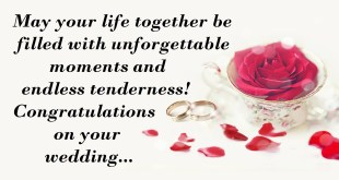 marriage day wishes 2018
