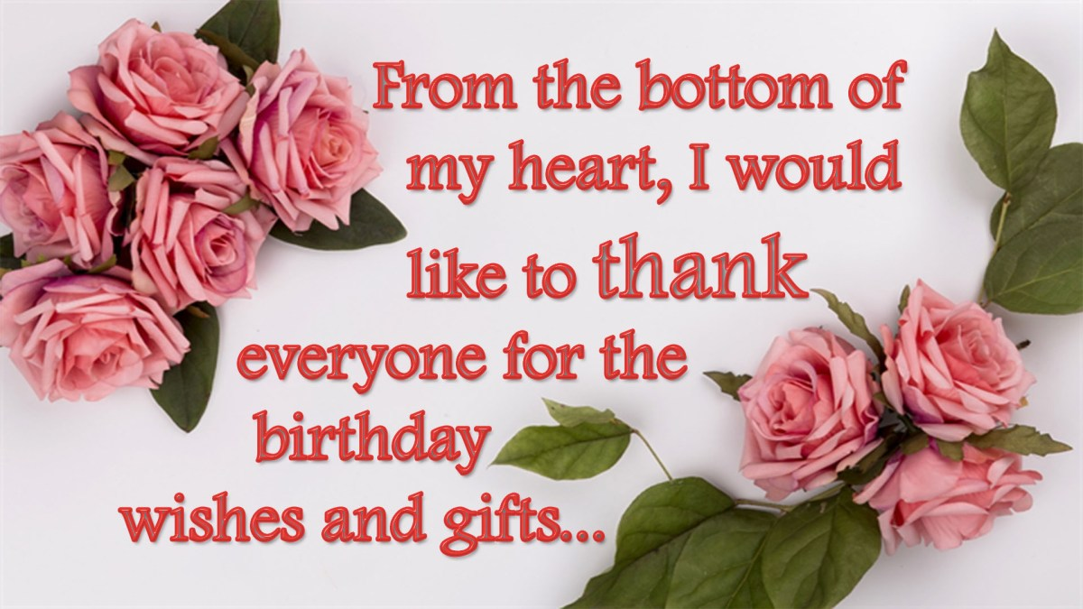 Birthday Wishes Reply Images 2018