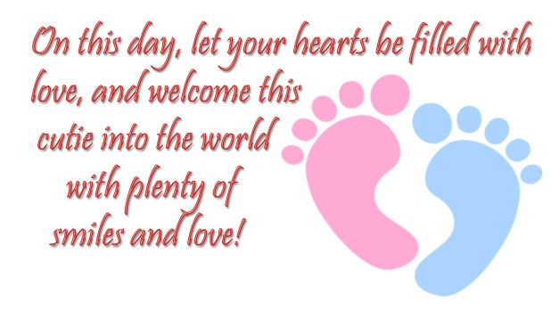 Baby Shower Wishes Messages Quotes Images