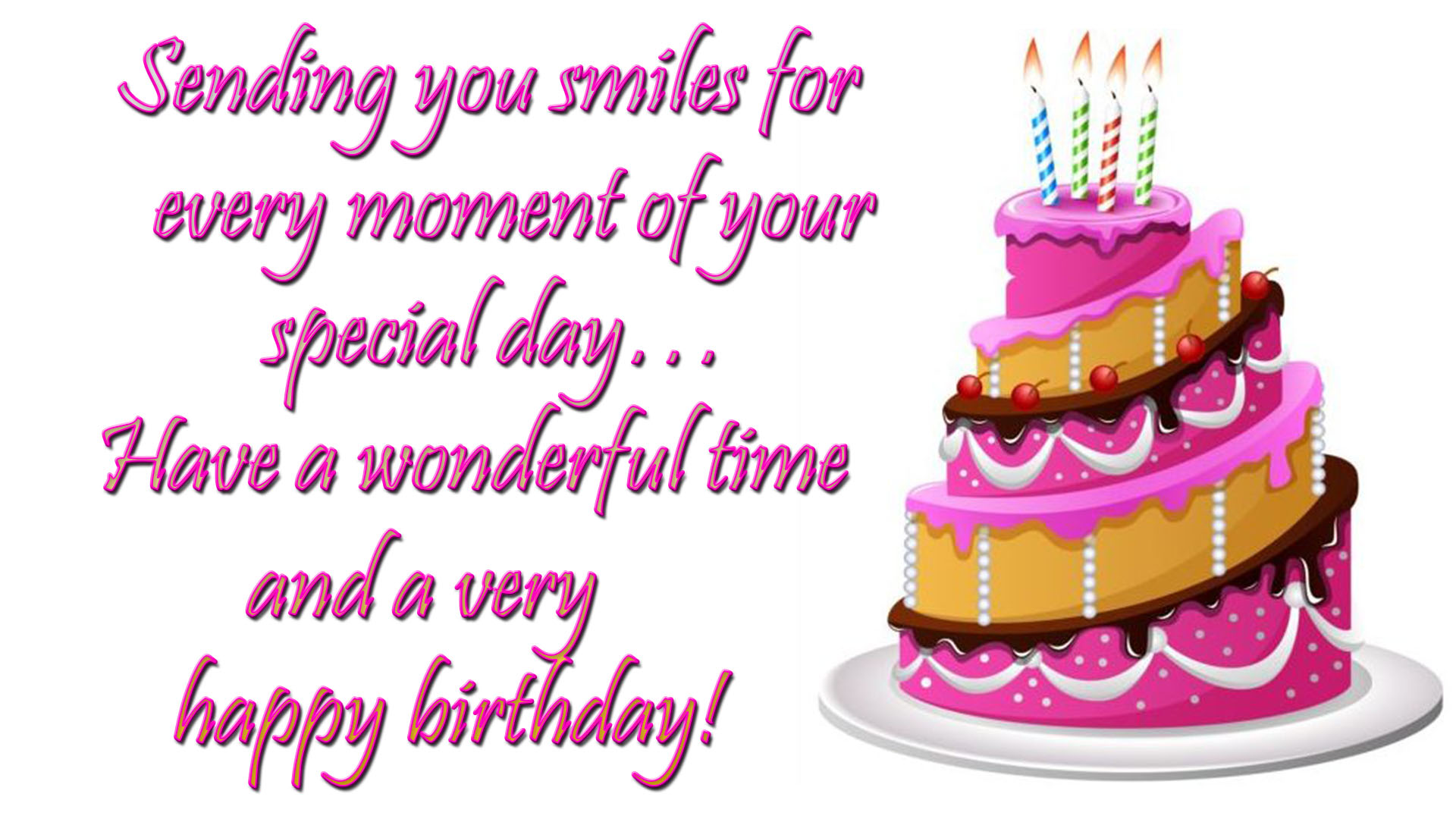 Birthday Wishes Pics, Images & Wallpapers | Happy Birthday Greetings