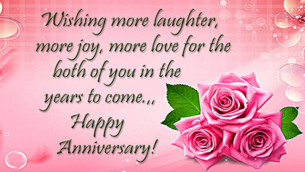 Best Happy Wedding Anniversary Wishes To a Couple - BuzzTowns