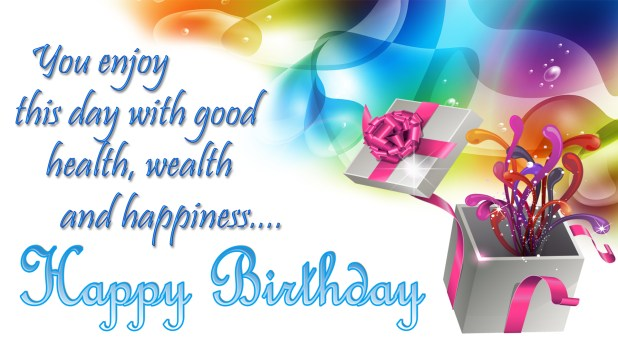 Beautiful Birthday Wishes Greeting Cards Images