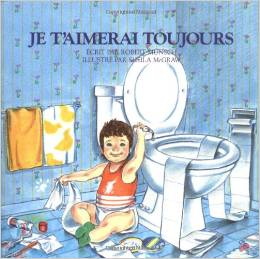 Book cover for Je Taimerai Toujours.