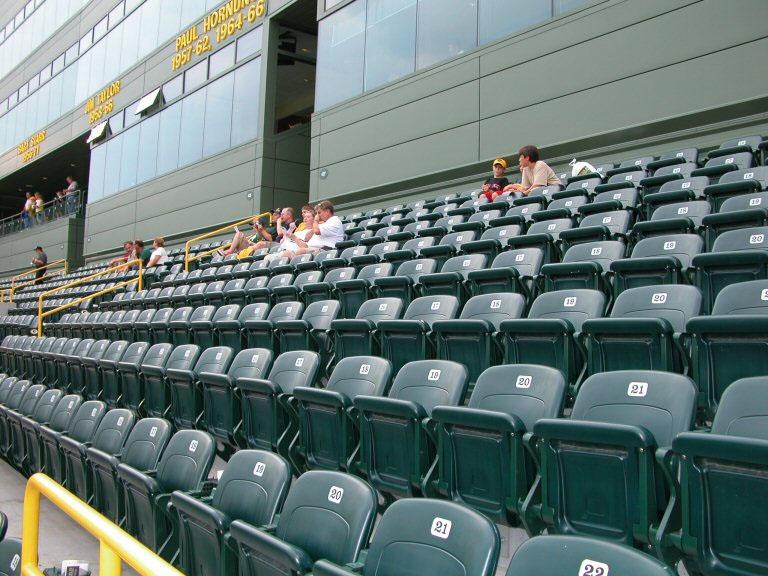 Field Lambeau Indoor 680 Club