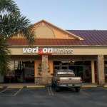 Weekend Grand Opening - Kendall Village (tags: #Verizon)