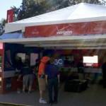 Verizon Sports Lounge - Gators Homecoming (tags: #VZW, #Gators)