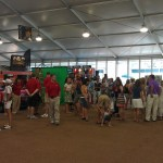 Day 3 of TPC Sawgrass (tags: thePlayers, #VZW)